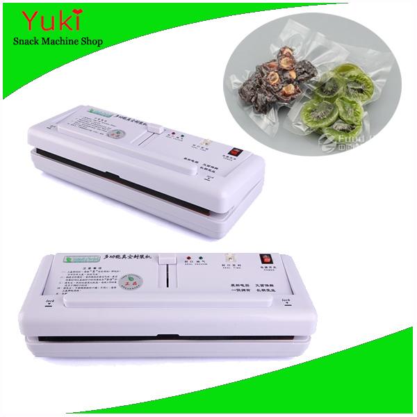 Home MINI Food Vacuum Bags Sealer Plastic Bag Vacuum Sealer Electric(China (Mainland))