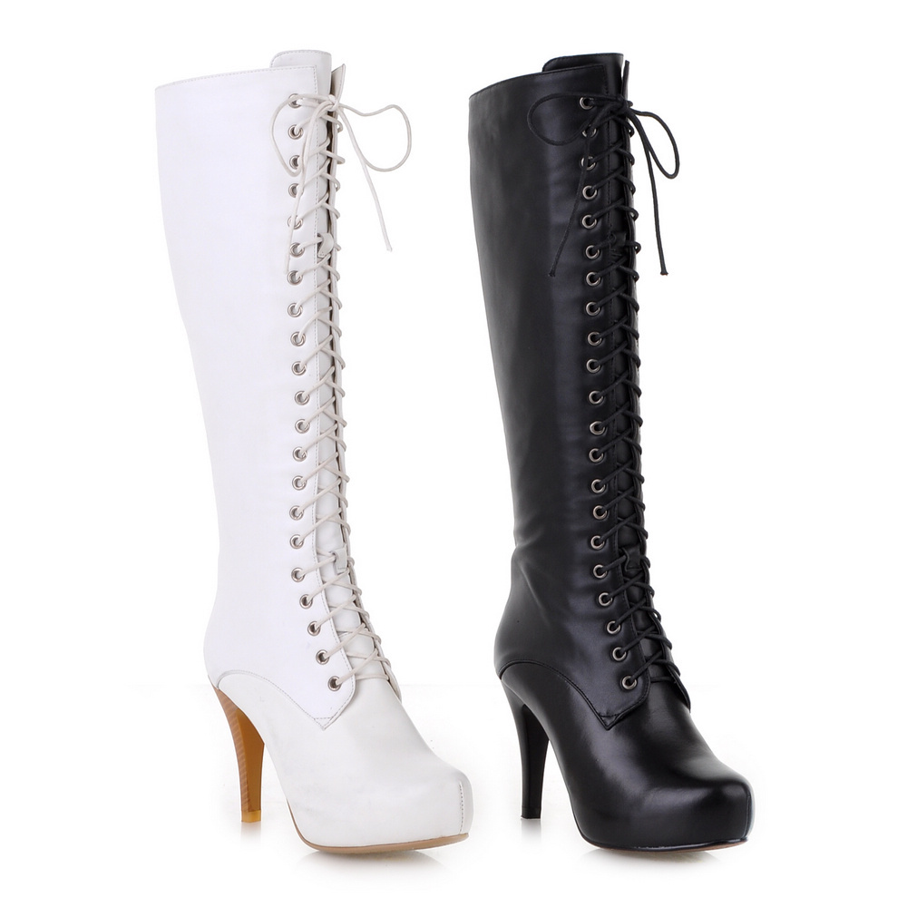 Shoe Sotres With Size  Stiletto Boots
