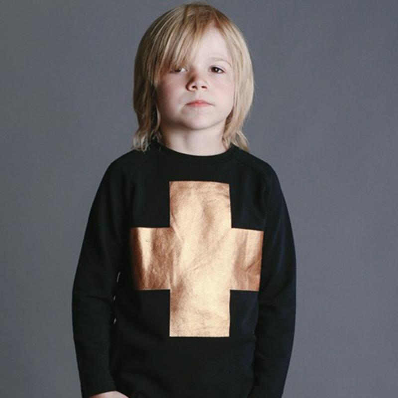 2015 Nununu Cross Spring Autumn Baby Boy Girls Long-sleeve T-shirts Ropa De Bebes Tops Catimini Clothing Children Clothing A020(China (Mainland))