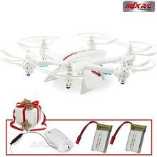 Free Shipping White MJX X800 2 4G RC Quadcopter font b Drone b font 3D Roll