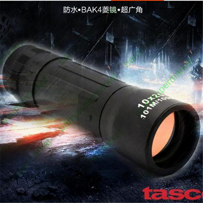 10pcs Black 10x25 Multi-coated Lens Sports Monocular Hunting Camping Telescope<br><br>Aliexpress