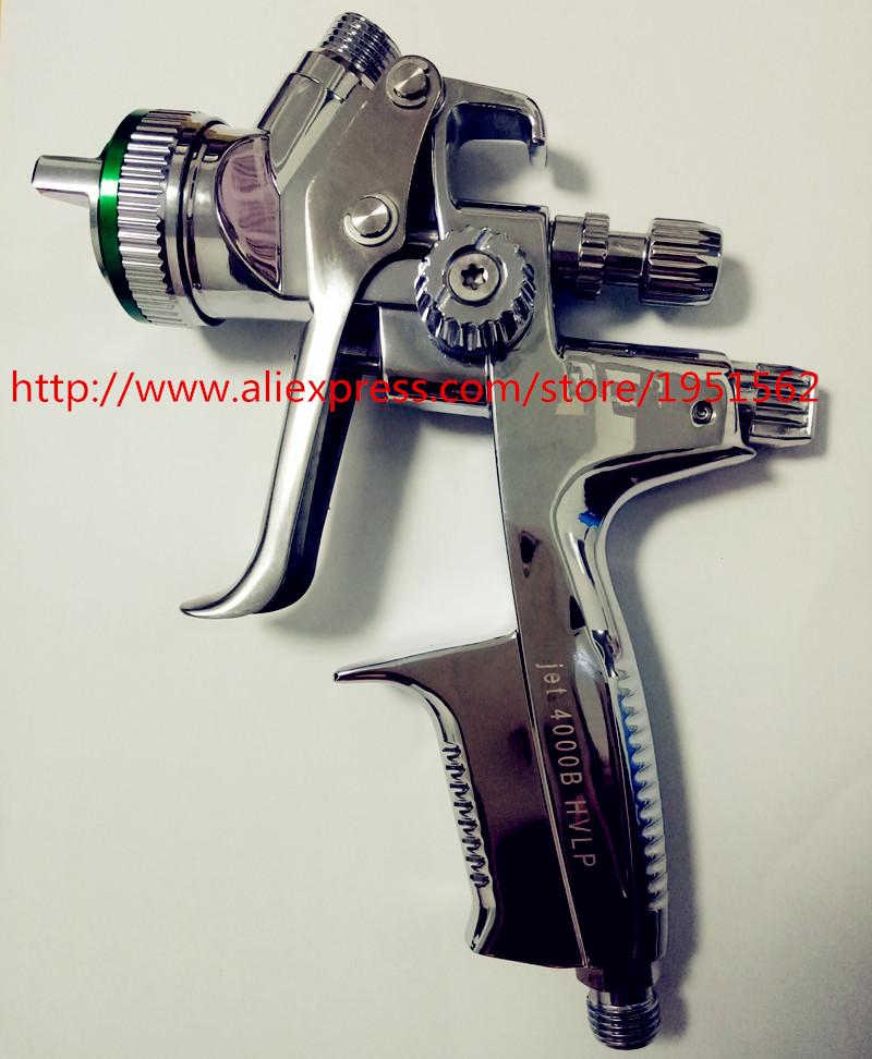 HVLP original magic paint spray gun Automobiles high atomized 4000B used for car vehicle painting air tools(China (Mainland))