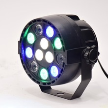 Buy 12*1W Led Flat/slim Par Led Stage Light RGB LED Par party Light disco DMX512 Par Led 3w DJ light Equipments for $109.24 in AliExpress store