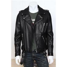 Jaqueta Masculina новый 2015 реклама кожаные куртки и пальто тепловоз молния мужской