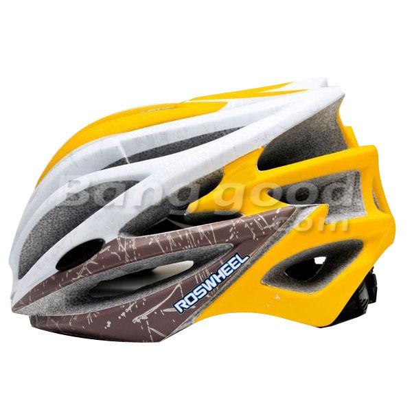 ROSWHEEL 91588 EPS Mtb/Road Bicycle Helmet With 22 vents<br><br>Aliexpress