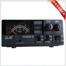 High efficiency PS30SW III QJE 13.8V DC 220V 30A switching power supply for car radio base station transceiver radio transmitter(China (Mainland))