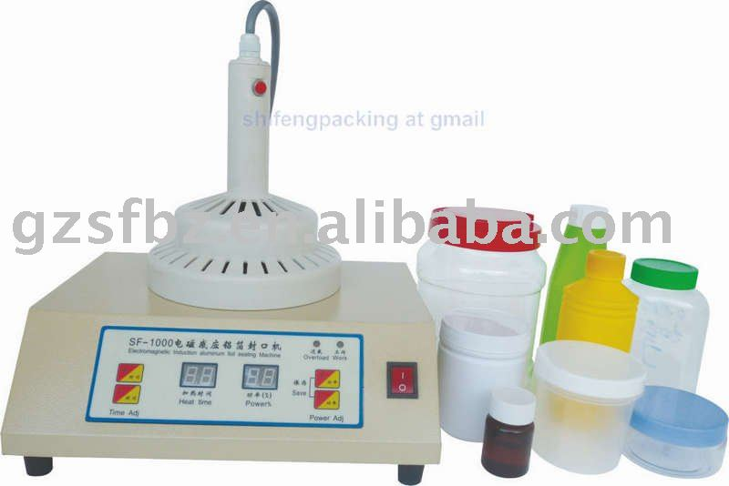 Handheld induction foil sealing machine(China (Mainland))