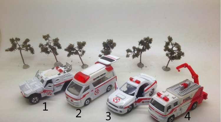 "2PCS Miniature 2.5"" Voiture Cars For Ambulance Fire Truck Die cast Metal Scale Car Model Vehicle Car Kids Pocket Toys Gift(China (Mainland))"