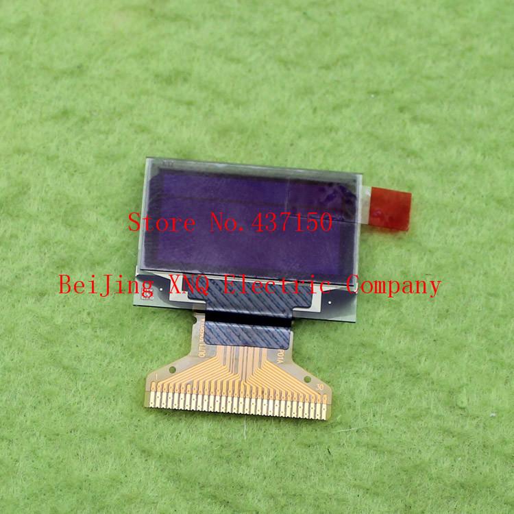 0.96 inch dual color OLED 12864 dot matrix display(China (Mainland))