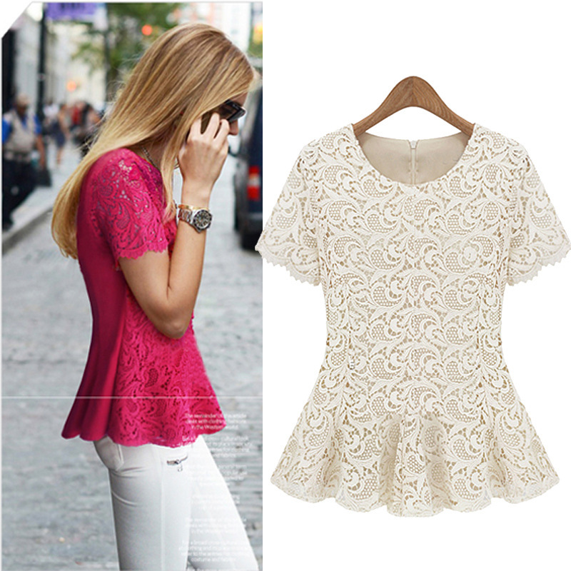 Wonderful Aliexpresscom  Buy VfEmage Womens Summer Style Sexy Chiffon Tie Neck
