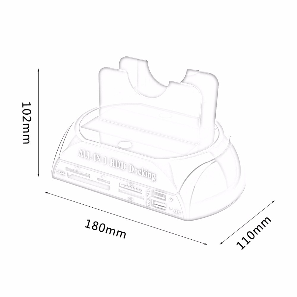 Online Cheap Wholesale Multifunctional Hdd Docking Station