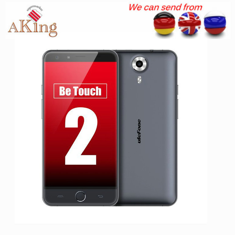 "From UK Germany or CHINA Original Ulefone Be Touch 2 Android 5.1 3GB RAM 5.5""FHD 4G LTE13MP Fingerprint 3050mAh Cell Phone(China (Mainland))"