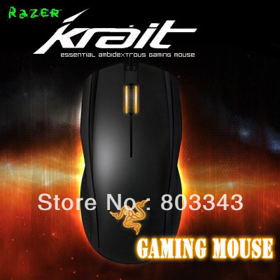 Original Razer Krait 2013, 6400dpi 4G Optical Sensor, Brand new in box, Fast&Free shipping