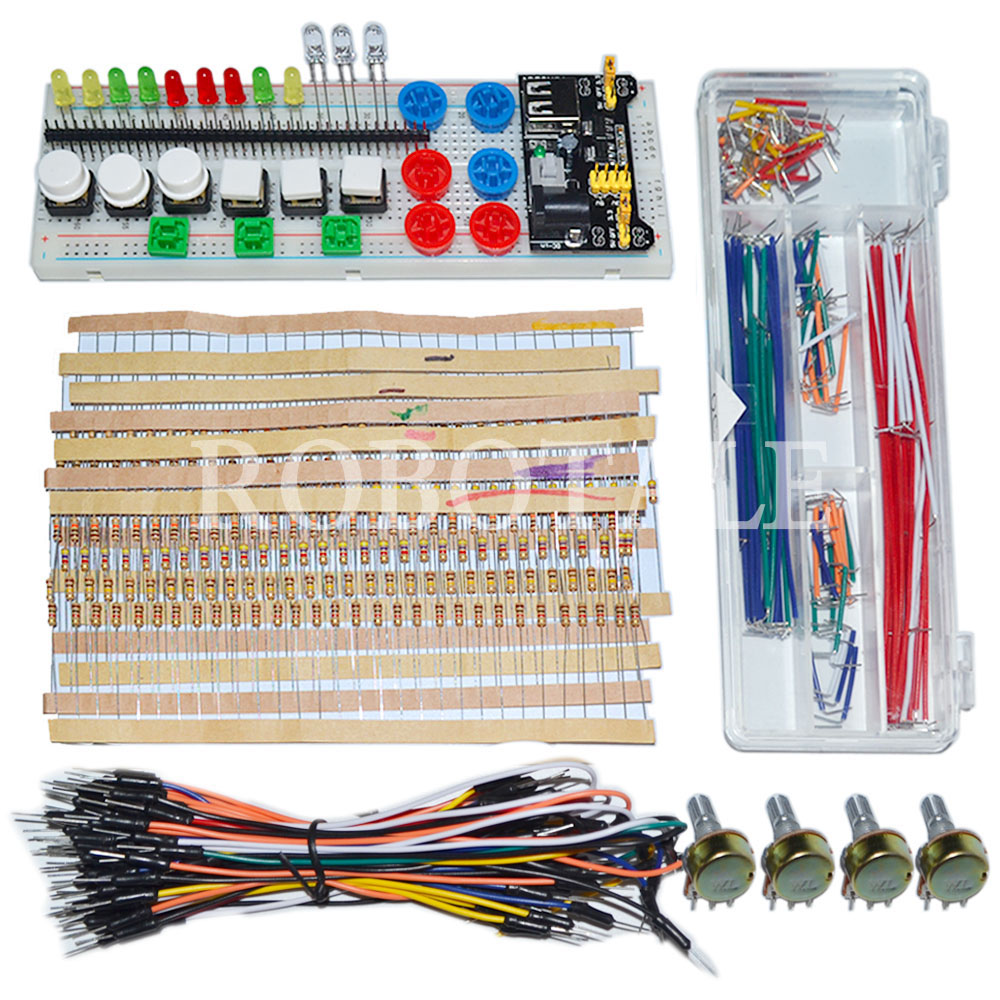 !! Universal Parts kit, generic parts package B1 arduino - Robotale store