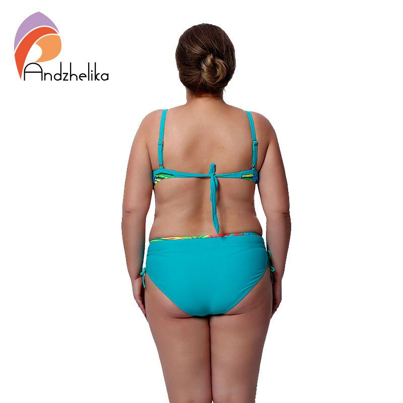 Bikinis Women Plus Size Swimwear High Waist Beach Diamond Floral Print Push Up Bikinis Set Swimsuit biquini Bathing Suit Y230