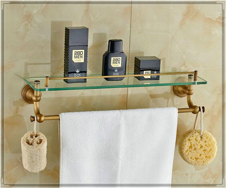 Beautiful Vintage Inspired Bathroom Shelves With Mason Jars  Explore