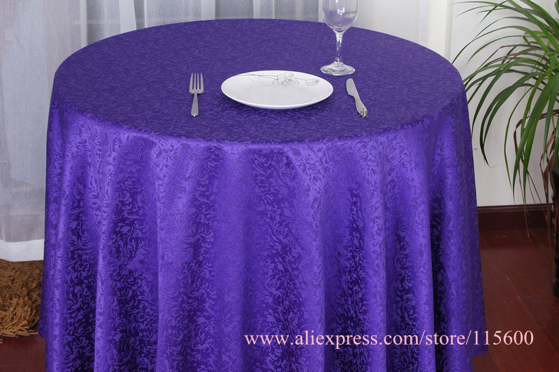 Quality Round Polyester and Cotton Table Cloth Tablecloth,Free Shipping,Can Make Custom Sizes(China (Mainland))