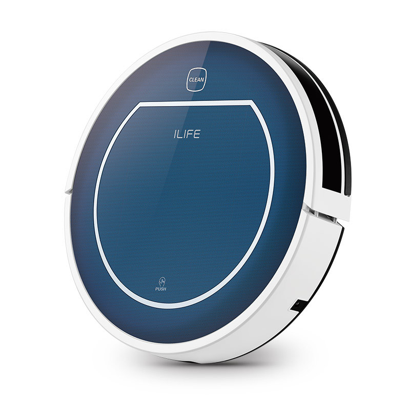 ILIFE Bluetooth Robot Vacuum Cleaner for Home V7,Mobile APP Control, MOP, Cliff Sensor, Self Charge iLife Vacuum ROBOT ASPIRADOR(China (Mainland))