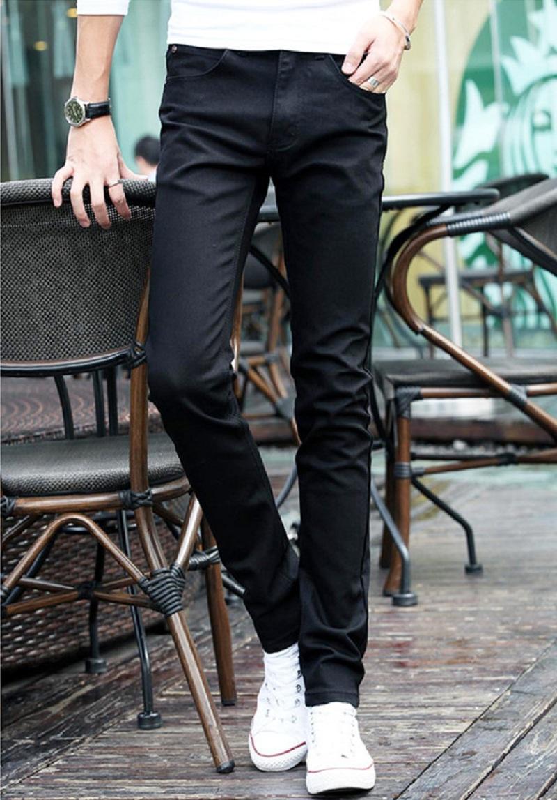 High Quality Fashion Black Jeans-Buy Cheap Fashion Black Jeans ...