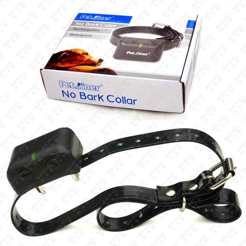 The World's Most Popular Smart Electric Shock Dog Collar with Rechargeable(China (Mainland))