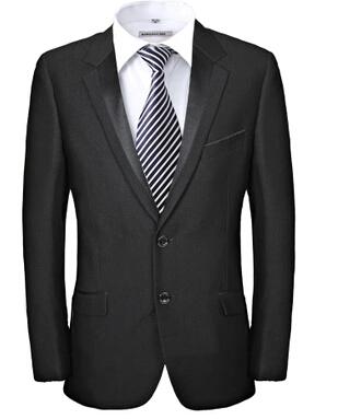 Business and leisure suits Slim professional dress wedding dress vestidos de festa men suits jaqueta masculina (shirt + pants)