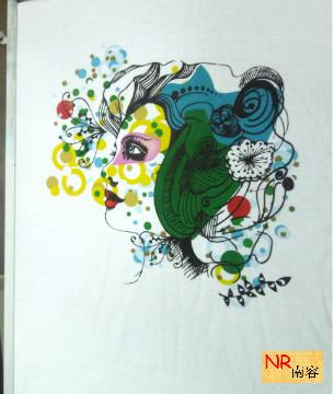 A3 Digital camiseta máquina de impresión DTG camiseta impresora de cama plana venta in China(China (Mainland))