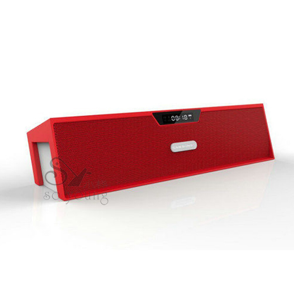 Portable Mini Bluetooth Speaker 10W Stereo Sound Box Mp3 Music Player Wireless Handsfree Speakers Built-in 1500mAh Battery(China (Mainland))