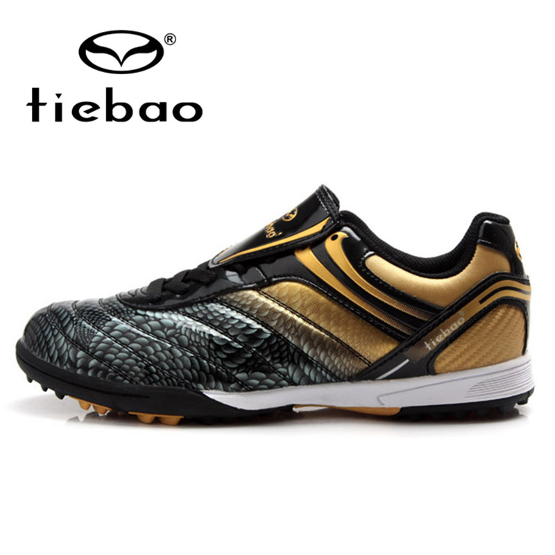 TIEBAO Men Soccer Boots Outdoor Training Soccer Cleats Shoes Chuteira Futebol Sport Football Shoes Sports Shoes for Men(China (Mainland))