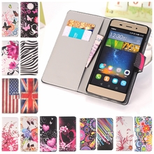Huawei Ascend P8 P9 LITE 4X 5X G7 G8 Y3 Y5 II Y330 Y550 Y5C Y541 Y6 Y625 Y635 MATE 8 S phone case butterfly pu leather flip - Cicada's Wings Digital Arts Co., Ltd. store