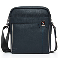 Brand real cow leather small casual man bag real leather crossbody shoulder bag men phones wallet