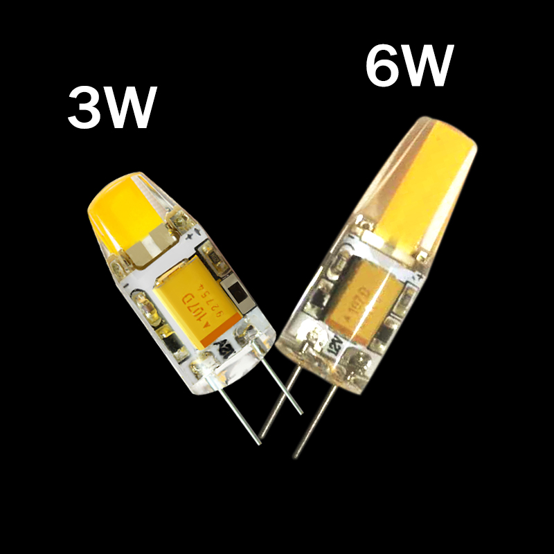 Led lampen g4 10er g4 led birnen 2w 210lm warmwei lampen for Led lampen 12v