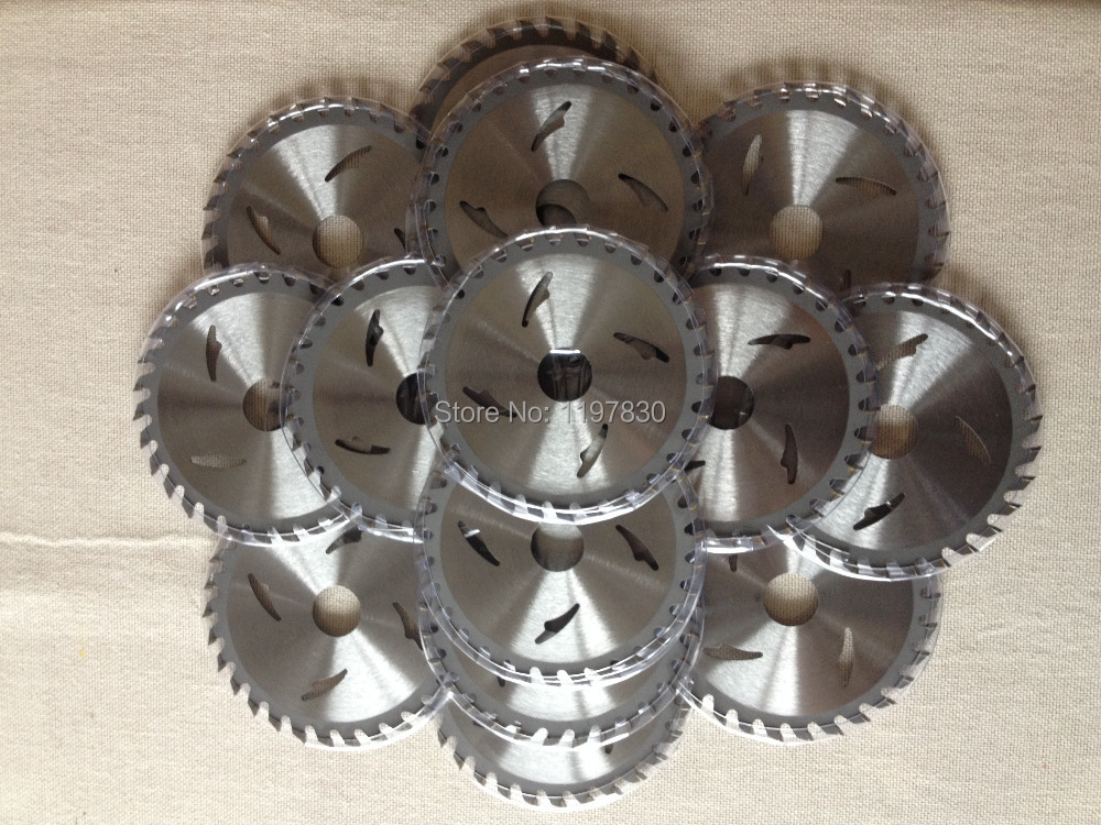 Free shipping of hot sale110 20 1 8 40Z tct saw blade wood cutting blades cutting