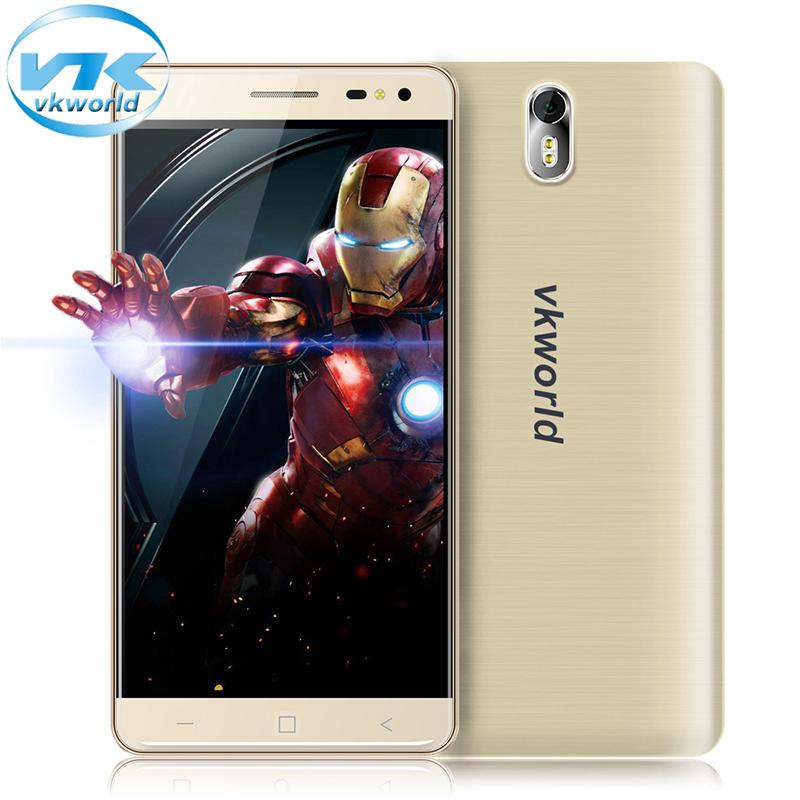 Vkworld G1 5.5 Inch Smartphone Android 5.1 Cell Phone MTK6753 Octa Core 3GB RAM 16GB ROM 4G LTE Smart Phone 13.0MP+8.0MP 5000mAh(China (Mainland))