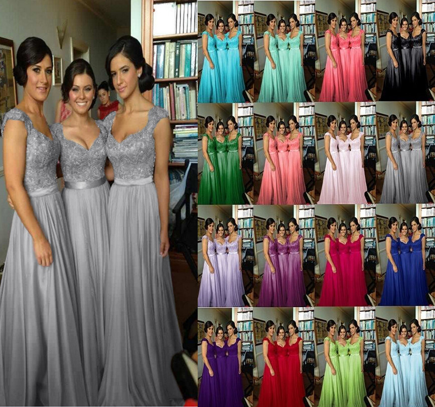 Popular Purple Colored Bridesmaids Dresses-Buy Cheap Purple ...