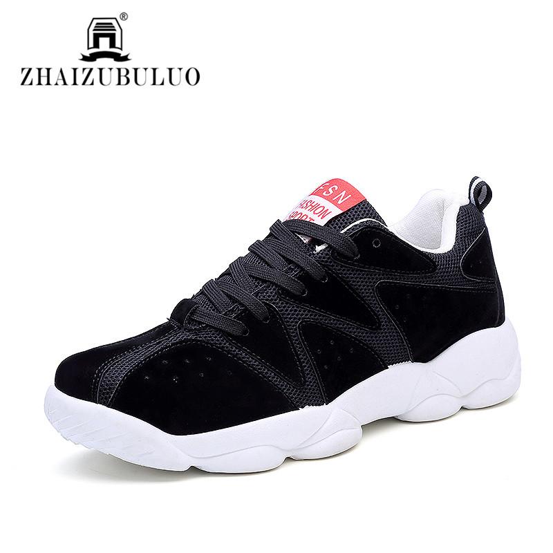 Fashion Brand 2016 Men Casual Shoes Comfortable Breathable Mesh Flats Shoes Trainers Men Shoes Footwear Zapatillas Deportivas