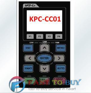 Operation panel KEY PAD for Delta VFD-C2000 series inverter KPC-CC01 New<br><br>Aliexpress