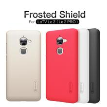 Buy Nillkin Frosted Shield Case LeEco Letv Le 2 X620 / Le 2 Pro X25 X20/Le S3 Hard Ultra Thin Slim Back Cover + Free Film NS02 for $7.19 in AliExpress store