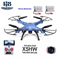 Syma X5HW FPV Camera 2 4Ghz 6 Axis Helicopter Toys RC Headless Wifi UFO Quadcopter Drone