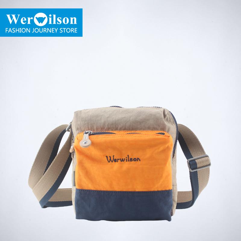 Wilson werwilson 22137 - 3 women's casual cross-body shoulder bag(China (Mainland))
