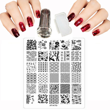 Buy New 30 Style 9.5x14.5cm Nail Art Stamp Image Plate DIY Image Plate Template Transparent Plastic Nail Stamping PLates for $3.24 in AliExpress store
