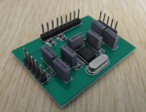 Free Shipping! 1pc CS5532 AD conversion , electronic scales AD module, temperature sampling module(China (Mainland))