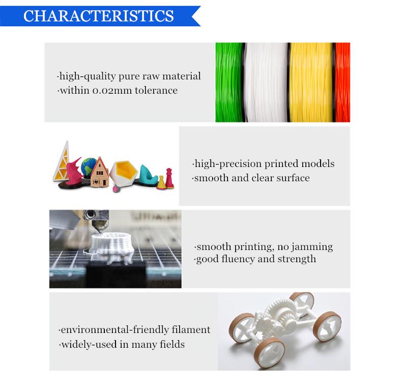 PLA filament detail 9