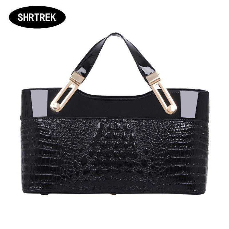 2014 new fashion handbags and retro crocodile Embossed Leather Shoulder Messenger Bag Factory Direct<br><br>Aliexpress