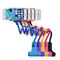 360 Rotating Flexible Long Arm cell phone holder stand lazy bed car selfie mount bracket for