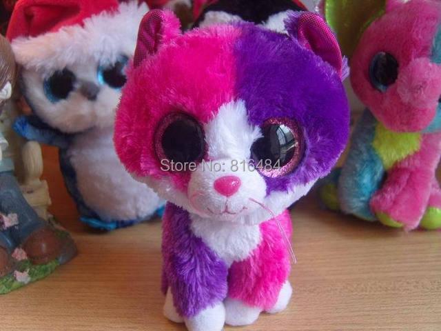 Номера шапочка боос коллекция шапочки большие глаза вещи куклы игрушки 6 дюйм(ов) кошка pellie