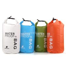 New Arriavls 2015 10L Waterproof Dry Bag Pouch Camping Boating Kayaking Rafting Canoeing Free Shipping(China (Mainland))