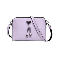 NEW !!!  Women's Handbag Satchel Shoulder bag PU women leather handbags Double Big Zipper Package Messenger Cross Body Bag