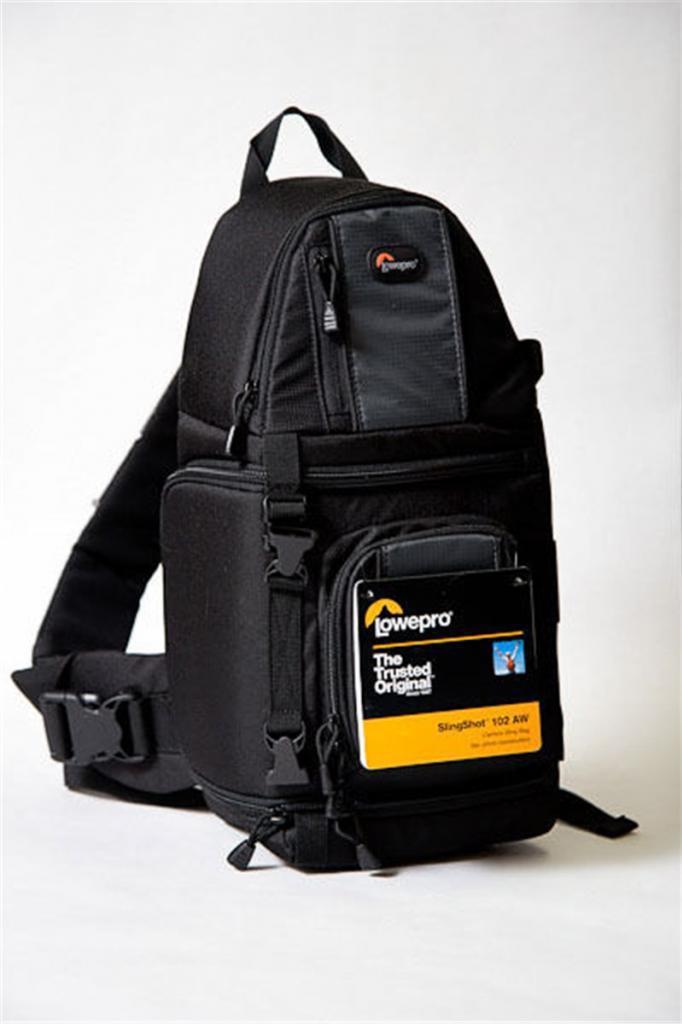 new camera bag Lowepro SlingShot 102 AW SS102 tote photographic camera bag Messenger Bag<br><br>Aliexpress