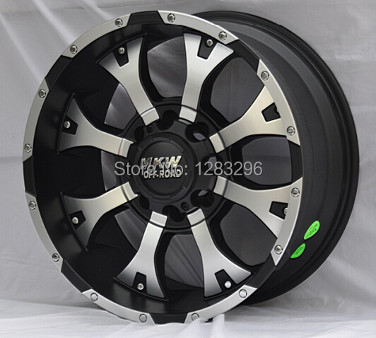 15 16 17 20 5x139.7 6x139.7 8x165.1 8x180 car alloy wheel rims(China (Mainland))