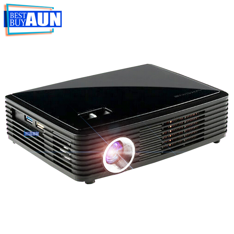 4k Projector 3D LED Projector HD DLP + 3D Glasses Support 1920*2205P Blueray HD Build-in WIFI Bluetooth Android 4.2.2 OS G9(China (Mainland))